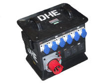 LONDON GENERATOR DISTRO HIRE